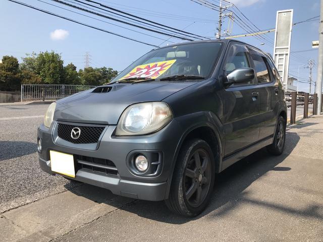 沖縄県の中古車ならラピュタ Xターボ 5MT RECAROシート