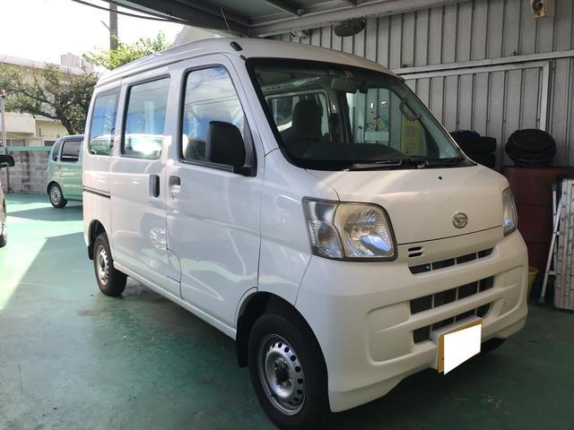 沖縄県の中古車ならハイゼットカーゴ スペシャルクリーン 4WD