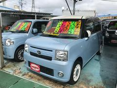 沖縄の中古車 ダイハツ ムーヴコンテ 車両価格 63万円 リ済別 平成25年 8.6万K ライトブルーII