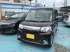 沖縄の中古車 ダイハツ タント 車両価格 82万円 リ済別 平成25年 5.0万K パープル