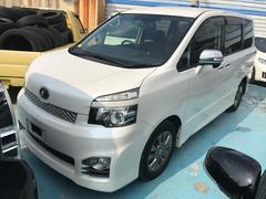 沖縄の中古車 トヨタ ヴォクシー 車両価格 119万円 リ済別 平成23年 8.6万K パール