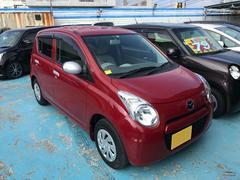 沖縄の中古車 マツダ キャロルエコ 車両価格 62万円 リ済別 平成26年 1.8万K レッド