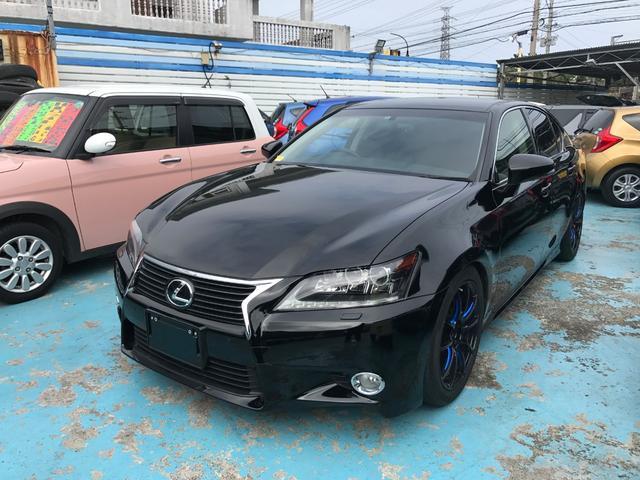沖縄県の中古車ならGS GS350 Iパッケージ HDDナビ