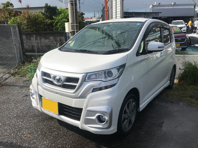 沖縄の中古車 日産 デイズ 車両価格 72万円 リ済別 2013(平成25)年 3.0万km パール