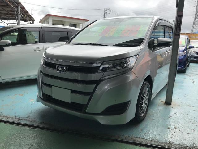 沖縄県の中古車ならノア X 純正フルセグナビ