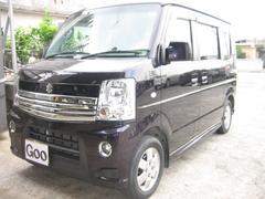 沖縄の中古車 スズキ エブリイワゴン 車両価格 79万円 リ済込 平成24年 9.2万K パープル