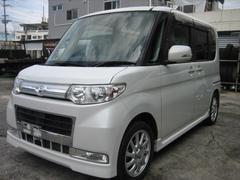 沖縄の中古車 ダイハツ タント 車両価格 55万円 リ済込 平成21年 10.3万K パールホワイト
