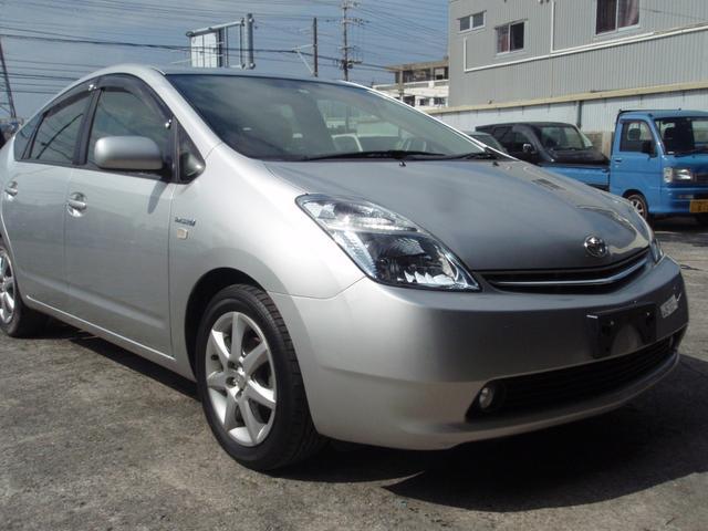 沖縄県の中古車ならプリウス SツーリングセレクションHDDナビ