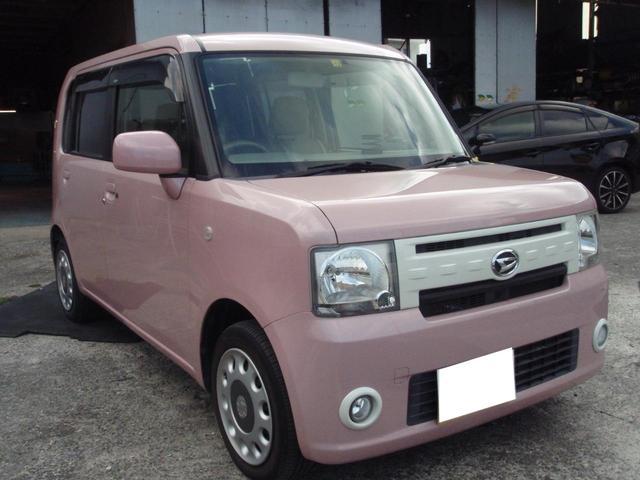 沖縄県沖縄市の中古車ならムーヴコンテ X VS フルセグTV Bluetooth接続 1オーナー車