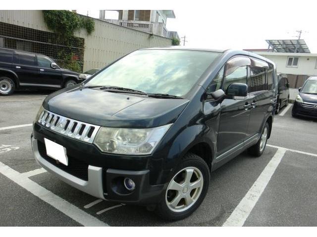沖縄県の中古車ならデリカD:5 M