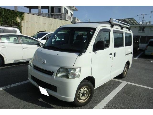 沖縄の中古車 トヨタ タウンエースバン 車両価格 49万円 リ済別 2011(平成23)年 15.0万km ホワイト