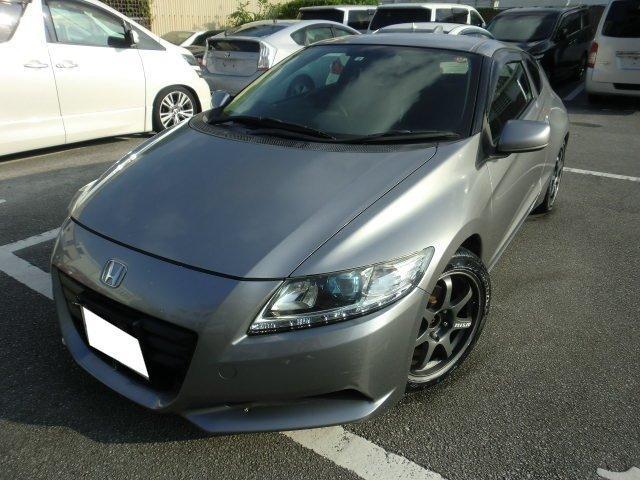 沖縄県の中古車ならCR-Z β