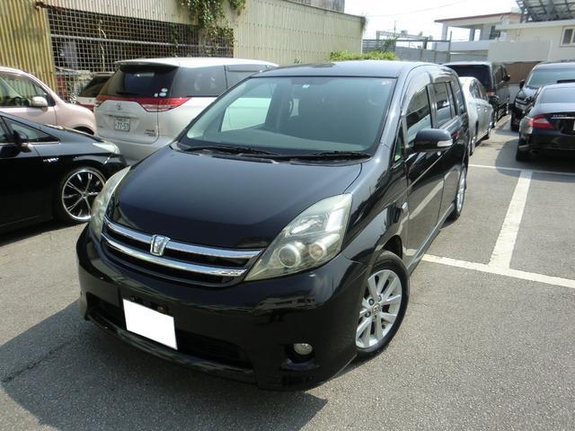 沖縄県の中古車ならアイシス プラタナ