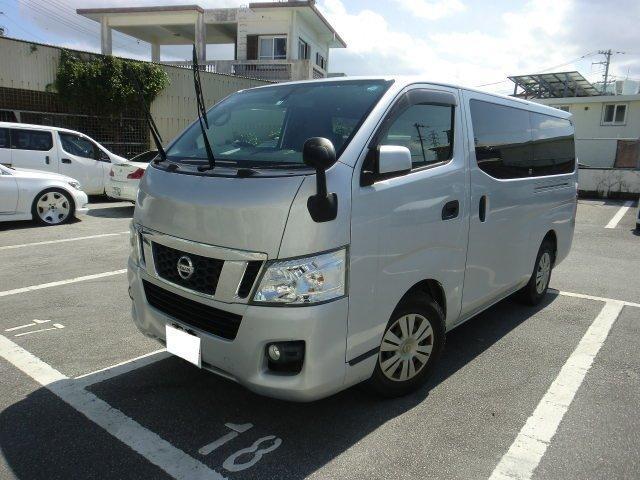 沖縄県沖縄市の中古車ならNV350キャラバンバン ロングDX