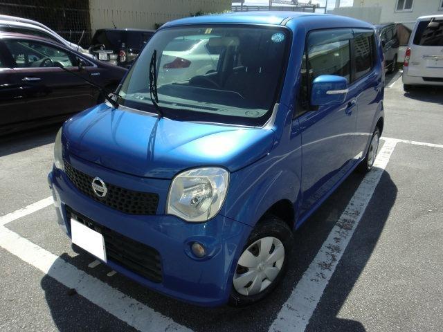 沖縄県の中古車ならモコ G