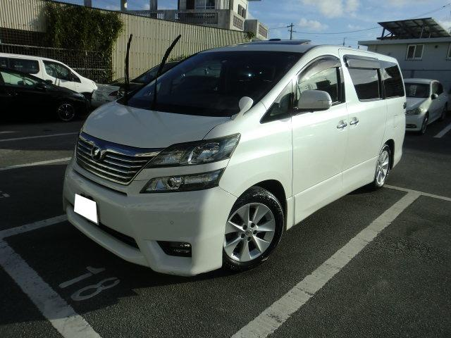 沖縄県の中古車ならヴェルファイア 2.4Z