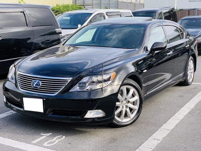 沖縄県の中古車ならLS LS600hL