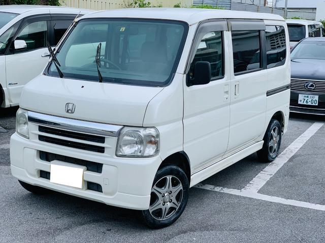 沖縄県の中古車ならバモス M