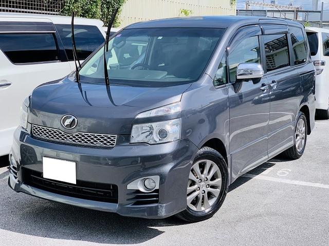 沖縄県の中古車ならヴォクシー ZS 煌II