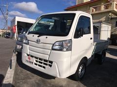 沖縄の中古車 ダイハツ ハイゼットトラック 車両価格 90.2万円 リ未 新車  ホワイト