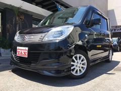 沖縄の中古車 スズキ ソリオ 車両価格 75万円 リ済込 平成25年 7.2万K ブラック