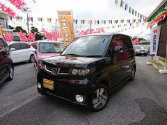 沖縄の中古車 ホンダ ゼストスパーク 車両価格 69万円 リ済込 平成22年 5.0万K ブラック