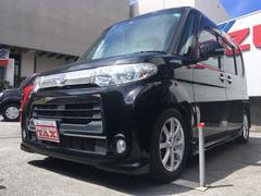 沖縄の中古車 ダイハツ タント 車両価格 78万円 リ済込 平成23年 7.2万K ブラック