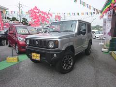 ジムニーXC(新車)ついに・・・新型ジムニーがデビュー!!!!