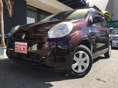 沖縄の中古車 トヨタ パッソ 車両価格 ASK リ済込 平成23年 4.9万K ブラウン