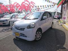 沖縄の中古車 ダイハツ ミライース 車両価格 ASK リ済込 平成24年 6.0万K スカイブルー