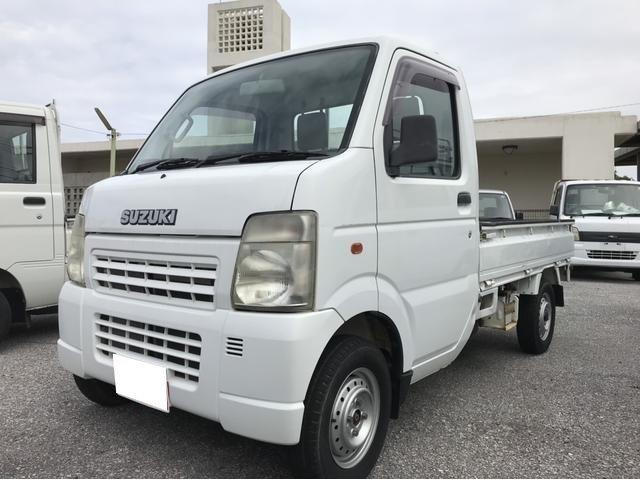 「スズキ」「キャリイトラック」「トラック」「沖縄県」の中古車