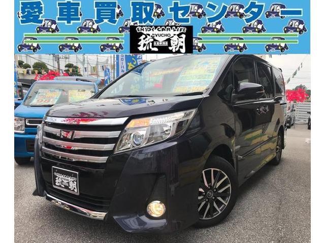 沖縄の中古車 トヨタ ノア 車両価格 219万円 リ済込 2016(平成28)年 5.6万km パープル