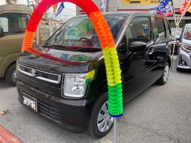 沖縄県中頭郡読谷村の中古車ならワゴンR ハイブリッドFX