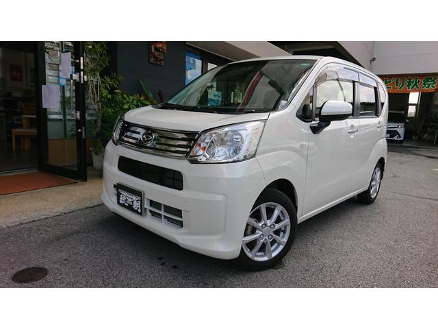 沖縄の中古車 ダイハツ ムーヴ 車両価格 120万円 リ済込 2020(令和2)年 1.0万km ホワイト