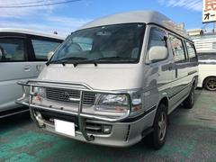 沖縄の中古車 トヨタ ハイエースバン 車両価格 69万円 リ済別 平成11年 20.3万K グレー