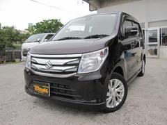 沖縄の中古車 スズキ ワゴンR 車両価格 78万円 リ済込 平成26年 8.3万K ダークパープルM