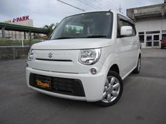 沖縄の中古車 スズキ MRワゴン 車両価格 64万円 リ済込 平成24年 6.4万K パールホワイト