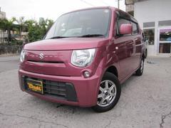 沖縄の中古車 スズキ MRワゴン 車両価格 54万円 リ済込 平成24年 9.0万K カシスピンクパールメタリック