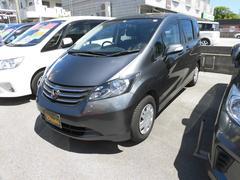沖縄の中古車 ホンダ フリード 車両価格 72万円 リ済込 平成22年 9.1万K グレーM