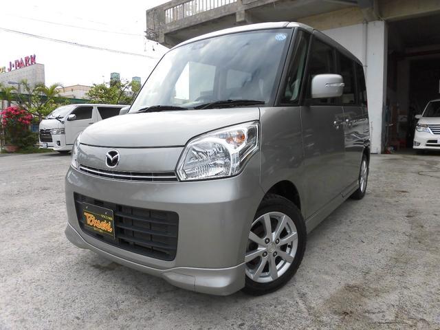 沖縄の中古車 マツダ フレアワゴン 車両価格 88万円 リ済込 平成27年 7.3万km スチールシルバーM