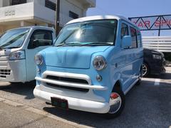 沖縄の中古車 スズキ エブリイ 車両価格 68万円 リ済込 平成17年 17.0万K ミズイロツートン