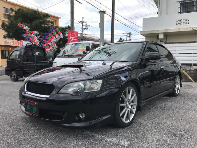 沖縄県の中古車ならレガシィB4 2.0GTスペックB 5MT