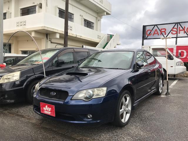 沖縄県の中古車ならレガシィB4 2.0GT