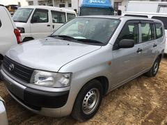 沖縄の中古車 トヨタ プロボックスバン 車両価格 38万円 リ済込 平成24年 16.2万K シルバーM