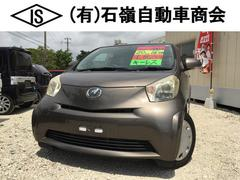 沖縄の中古車 トヨタ iQ 車両価格 28万円 リ済込 平成20年 6.4万K グレーM