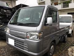 沖縄の中古車 ホンダ アクティトラック 車両価格 63万円 リ済込 平成24年 8.6万K シルバーM