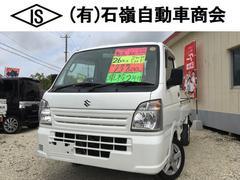 沖縄の中古車 スズキ キャリイトラック 車両価格 68万円 リ済込 平成26年 1.4万K ホワイト