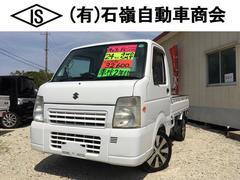 沖縄の中古車 スズキ キャリイトラック 車両価格 59万円 リ済込 平成24年 3.3万K ホワイト