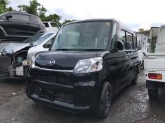 沖縄の中古車 ダイハツ タント 車両価格 74万円 リ済込 平成27年 2.7万K ブラック