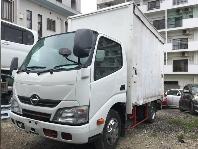 沖縄の中古車 日野 デュトロ 車両価格 170万円 リ済込 2013(平成25)年 6.2万km ホワイト